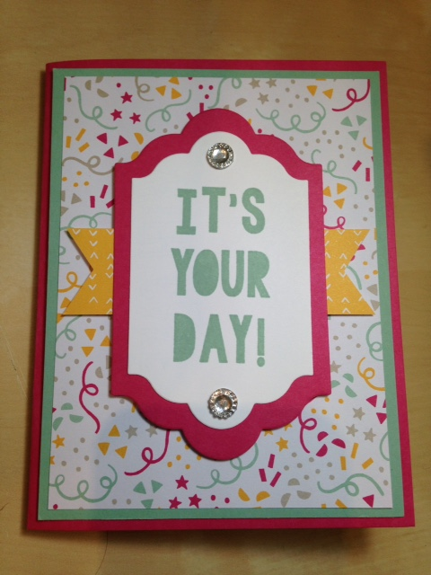its your day out