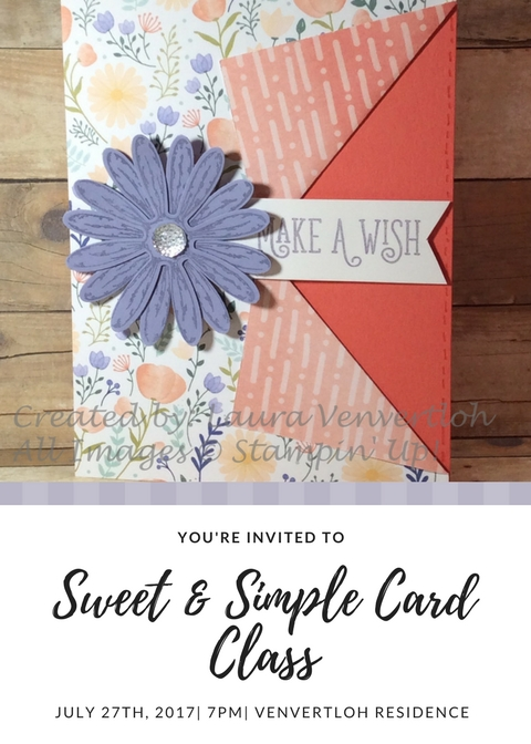 july sweet n simple class