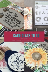 Card class to go Sept 2017