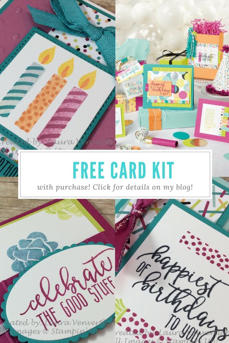 FREE CARD KIT jan 2018